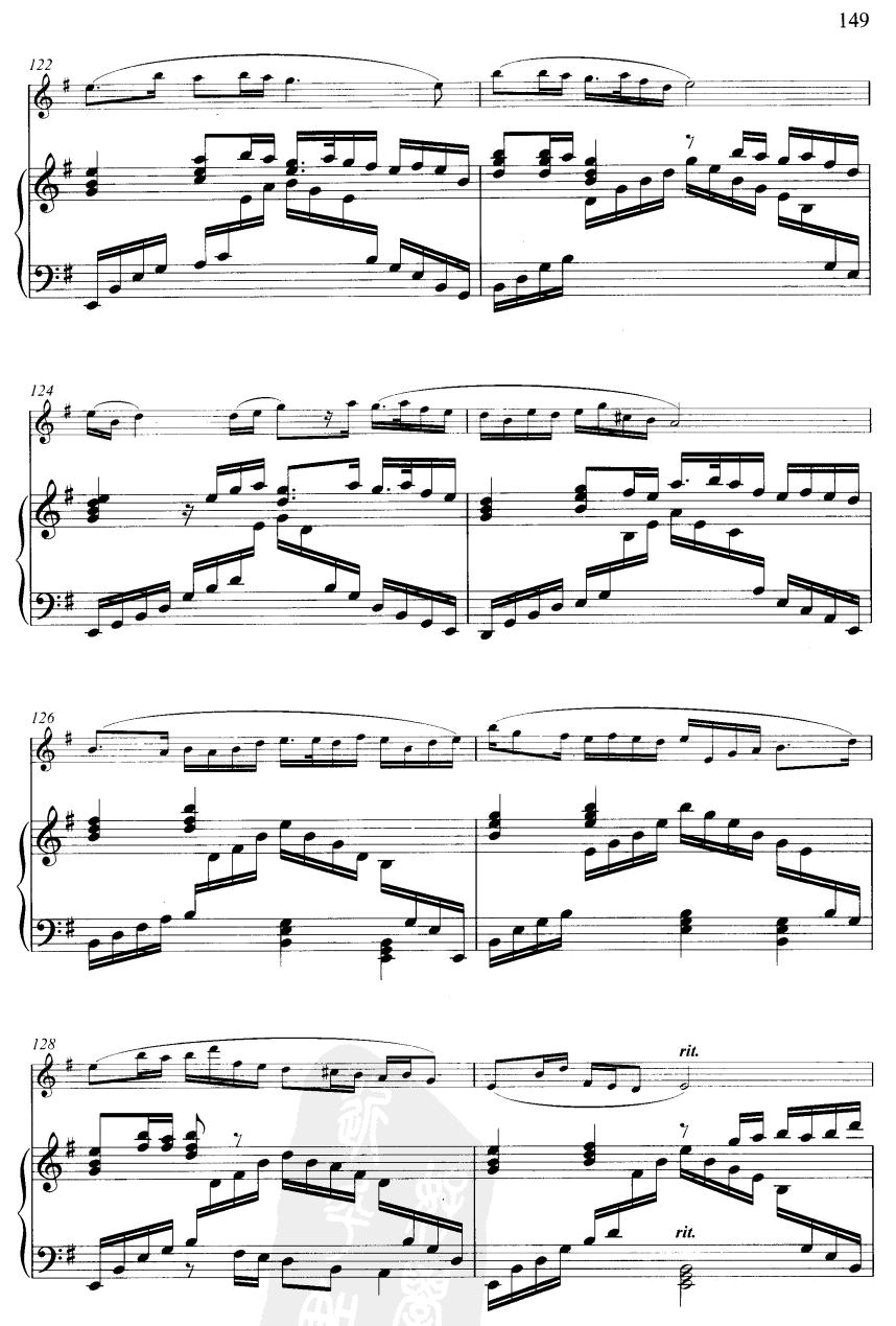下载:大青山下(线谱)笛子(箫)曲谱(图7)-大青山下 线谱
