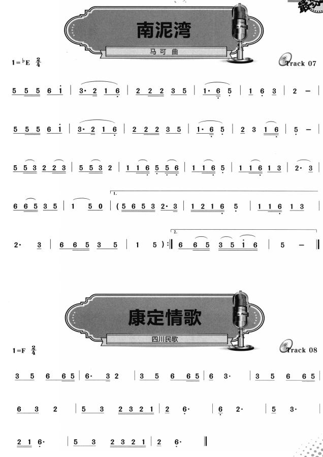 下载:南泥湾萨克斯曲谱(图1)-南泥湾