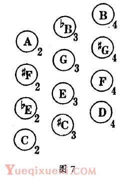 自由低音巴扬特性&左右手键位排列