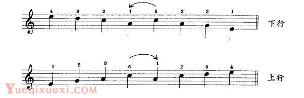 手风琴的指法是什么?手风琴的指法详解示例